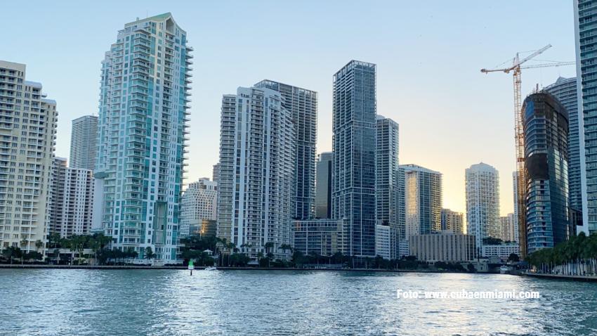 El mejor barrio para vivir en Miami es Brickell según nuevo estudio