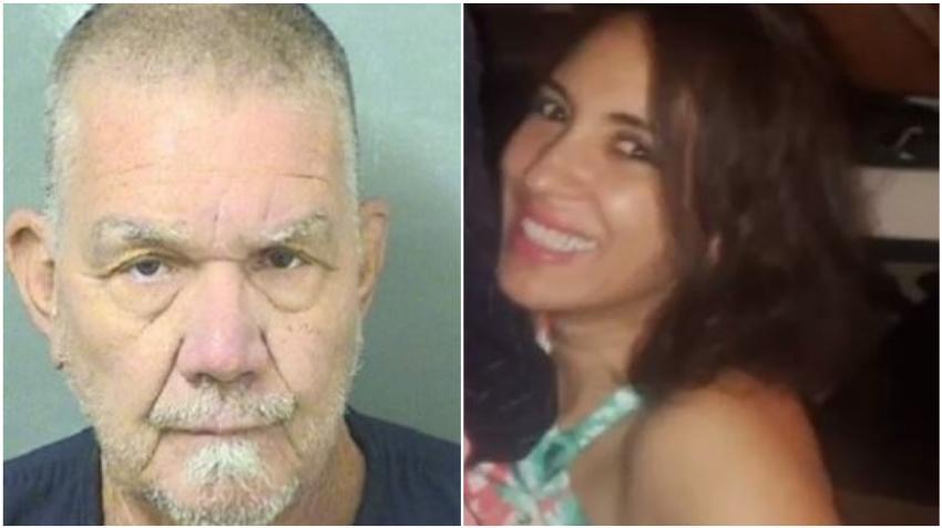 """""""¡Encuentren el cuerpo!"""" bromeaba el hombre acusado de matar a su esposa colombiana mientras las autoridades revisaban su casa"""