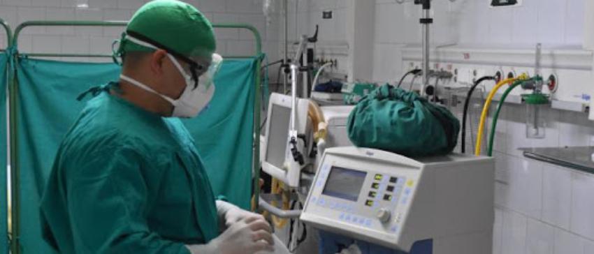 Crítico en Cuidados Intensivos un menor de siete años enfermo de Covid-19 en Cuba