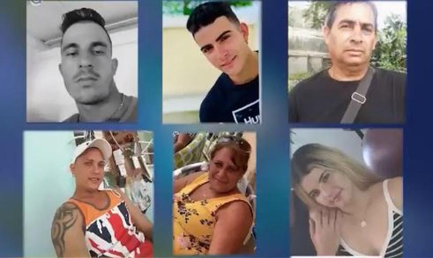 Familias cubanas aseguran que son más de cinco los balseros desaparecidos en las Bahamas