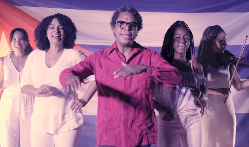 """""""Que ridículos son"""" la reacción de los cubanos a la canción respuesta de la dictadura a Patria y Vida"""