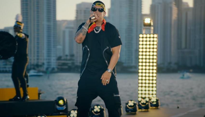 Daddy Yankee es elegido el compositor del año del 2021