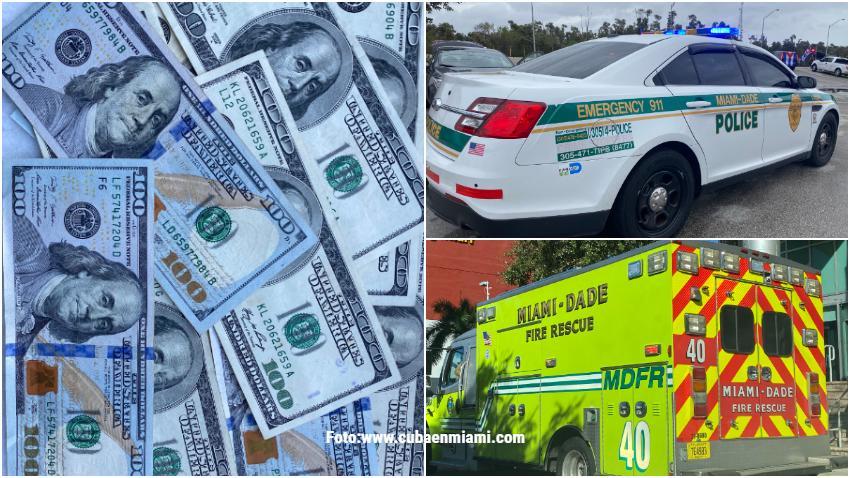 Gobernador de Florida quiere que los socorristas reciban $1000 dólares adicionales de estímulo