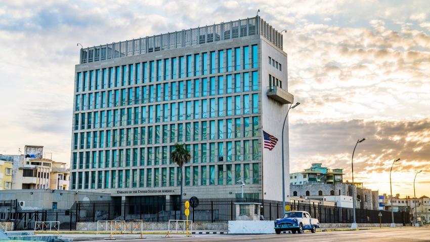 Embajada de Estados Unidos en Cuba ofrece empleos para cubanos