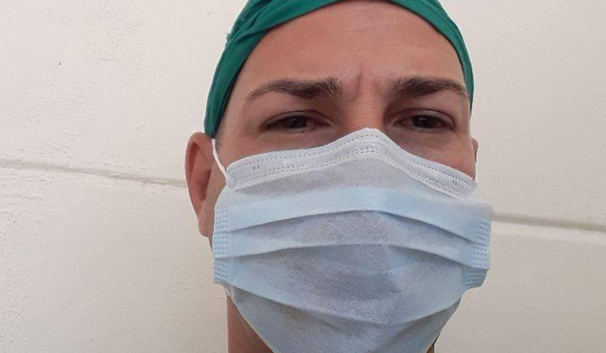 Enfermero del Hospital La Covadonga en La Habana hizo graves denuncias