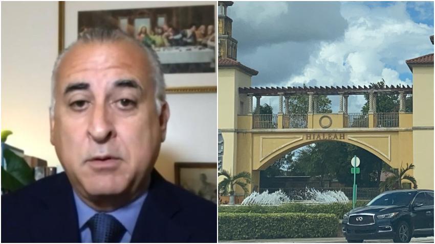Cubano Esteban Bovo,  ex candidato a la la alcaldía de Miami-Dade, se postula para alcalde de Hialeah