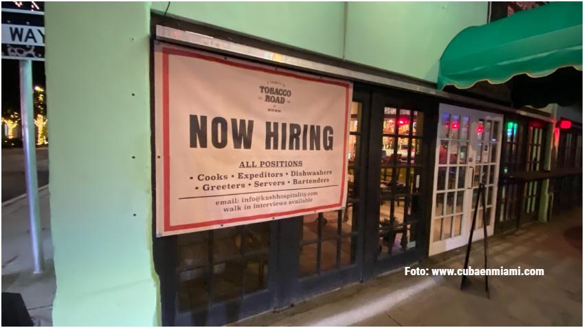 Feria de empleo virtual busca ayudar a los habitantes del sur de la Florida a volver a trabajar
