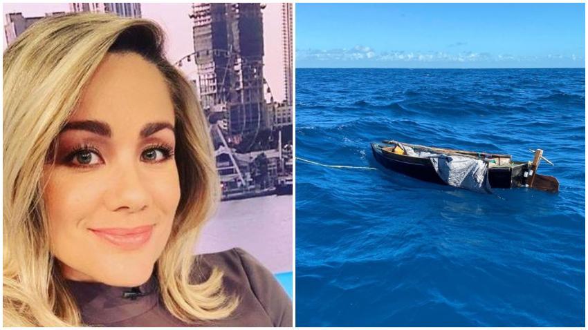 """Periodista cubana Gloria Ordaz a los cubanos que intentan tirarse al mar: """"No lo hagan por favor"""""""