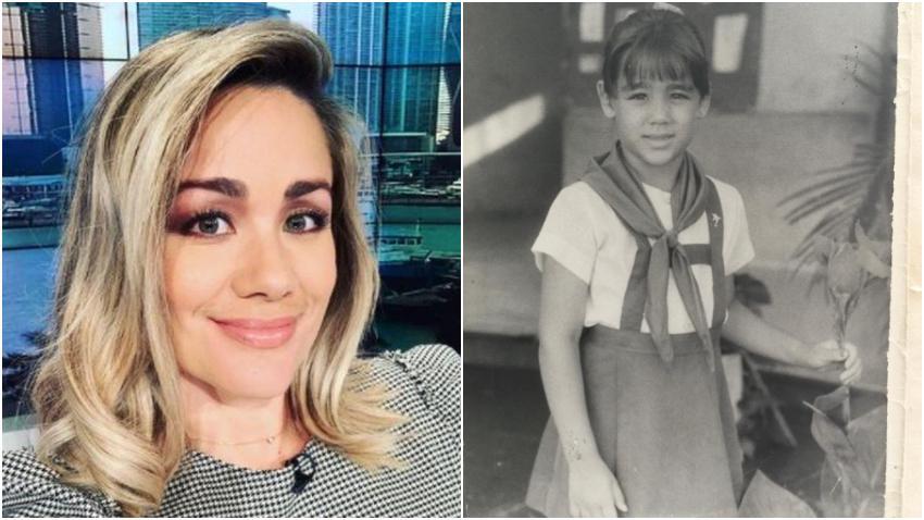 """Periodista cubana Gloria Ordaz recuerda su época de pionera: """"Fui una niña que el régimen adoctrinaba cada día"""""""