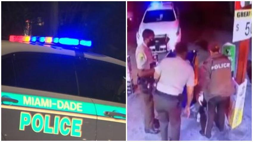 Policía de Miami-Dade detiene a un hombre vinculado al caso del niño de 12 años que fue violado y disparado en el rostro