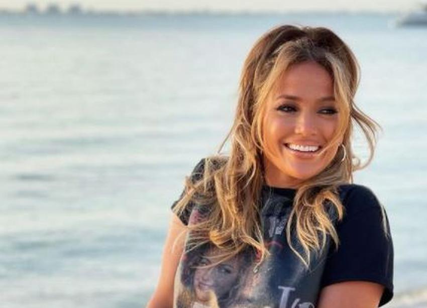 Jennifer López de regreso en Miami después de su escapada romántica con Ben Affleck