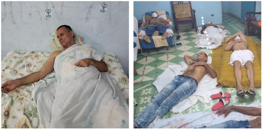 Se deteriora el estado de salud de José Daniel Ferrer y del resto de los  activistas de UNPACU