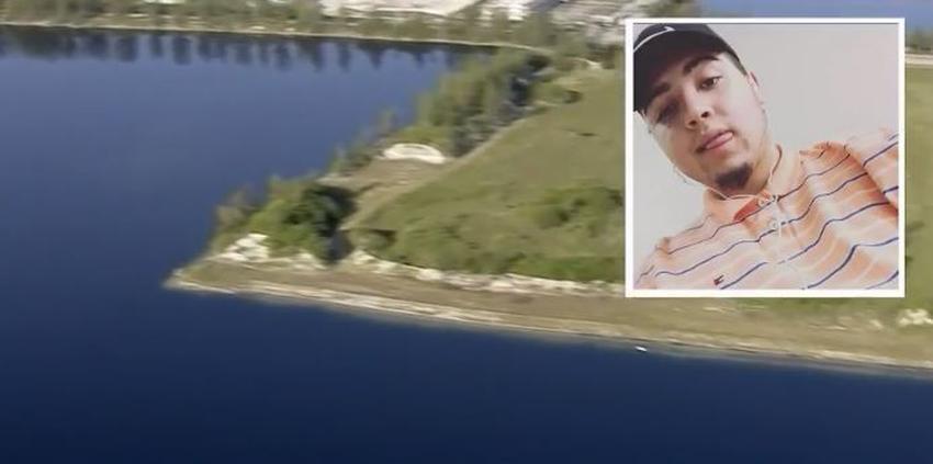 Joven de 20 años desapareció tras caer de una moto de agua en un lago de Miami-Dade