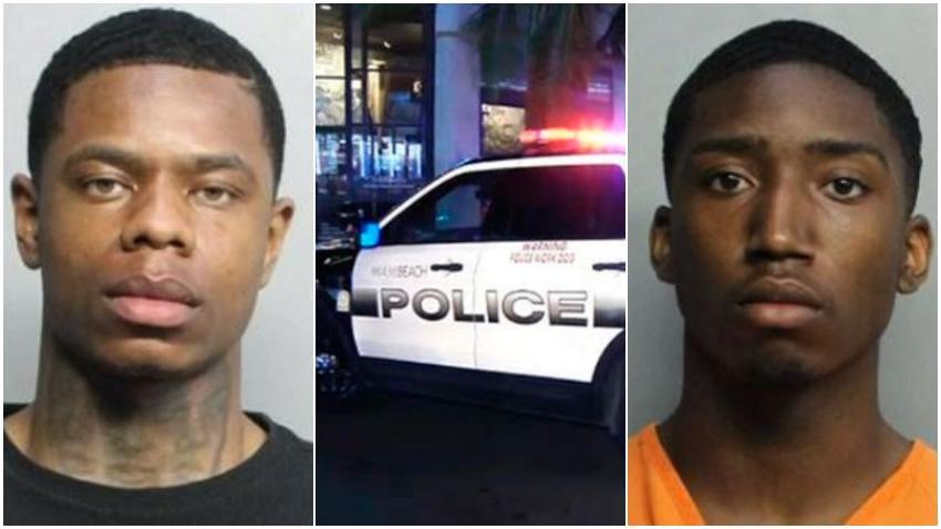 Dos jóvenes de vacaciones en Miami Beach drogaron y violaron a una mujer que murió más tarde