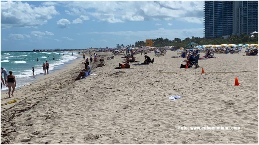 Niño de 9 años sufre ataque de un tiburón en Miami Beach