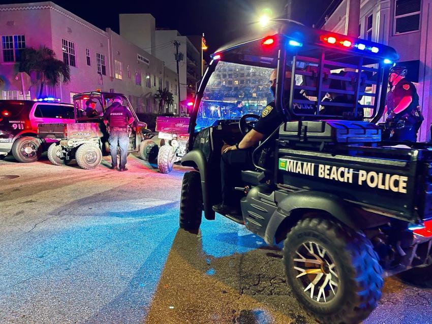 Alcalde de Miami Beach propone otro toque de queda para el Memorial Day Weekend
