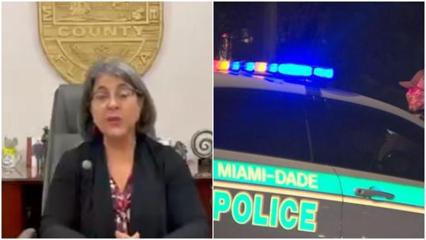 Alcaldesa de Miami-Dade anuncia que levantara el toque de queda el próximo 12 de abril