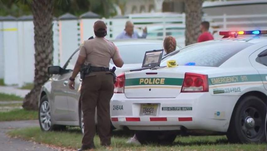 Disparan a un hombre cerca del Metrorail en Miami-Dade