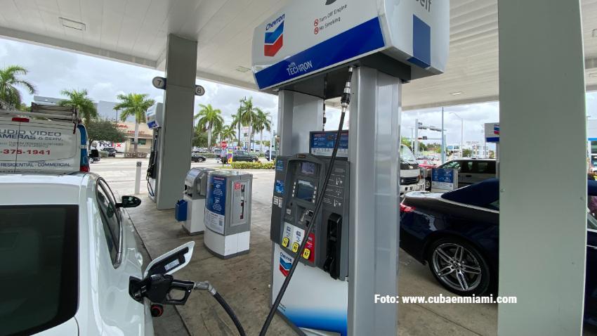 Precio de la gasolina aumenta esta semana en Florida algunos temen que sea peor tras ciberataque