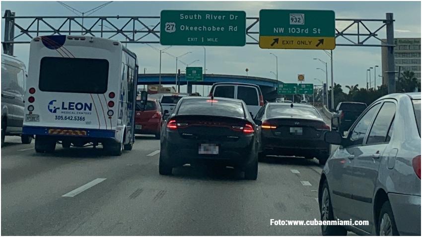 Residentes en Florida se ubican en el décimo lugar entre los peores conductores en los Estados Unidos