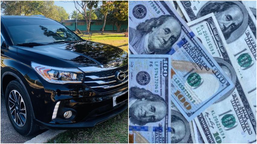 Hasta 1 millón de dólares piden por un auto del 2017 en Cuba