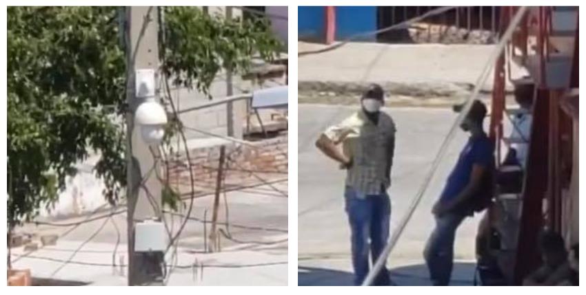 Seguridad del Estado instala cámaras afuera de la casa de José Daniel Ferrer, sede de la UNPACU