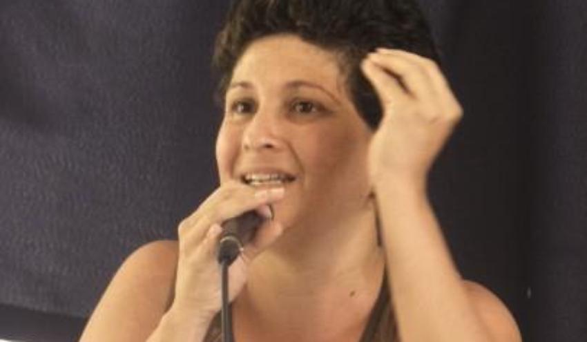 Privan de tratamiento médico a actriz cubana Iris Ruiz, por su activismo político