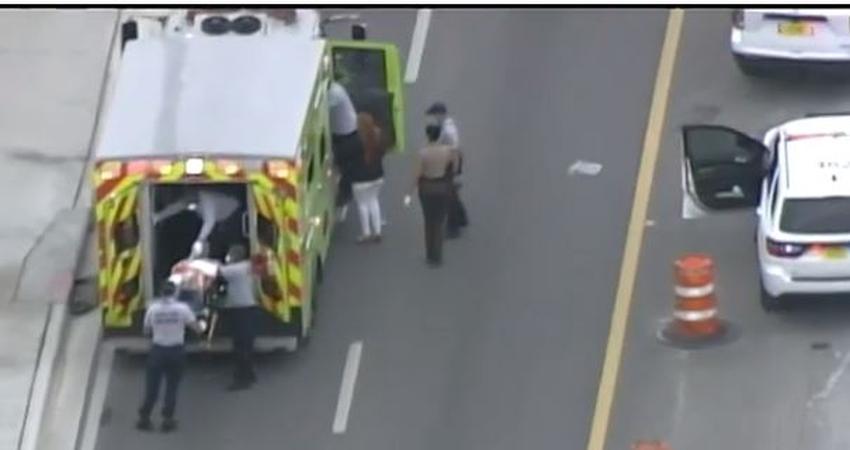 Niño muere después de caerse de un vehículo en movimiento en Miami Gardens