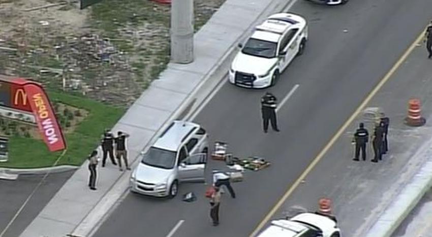 Un niño de tres años se cae de un auto en movimiento en Miami Gardens; la policía investiga