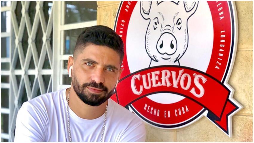 Actor cubano Alejandro Cuervo abre una carnicería en La Habana