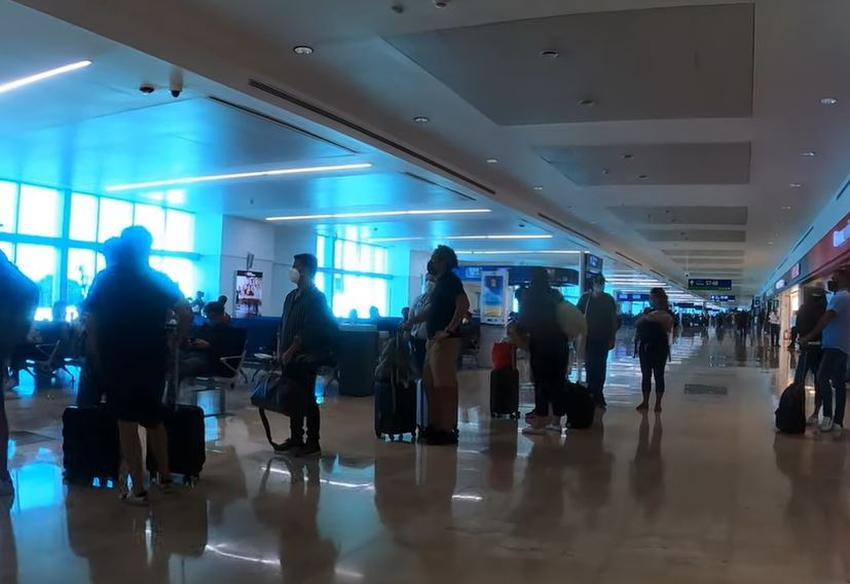 Aeropuerto de Cancún reanuda vuelos a La Habana