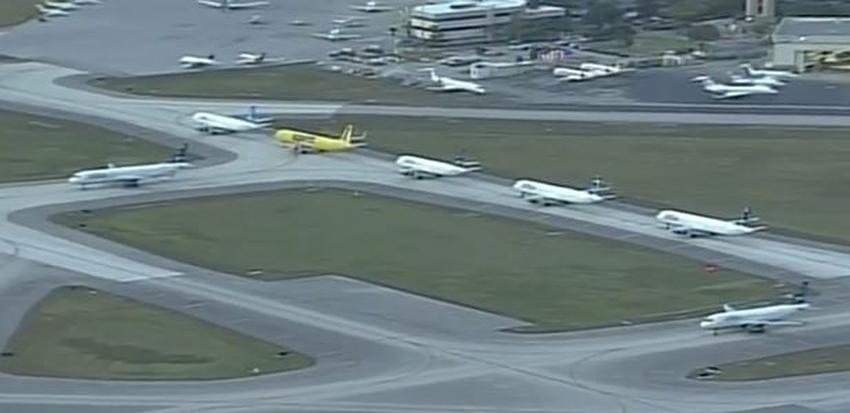 Amenaza de bomba lleva a evacuación y cierre temporal del Aeropuerto Internacional de Ft. Lauderdale