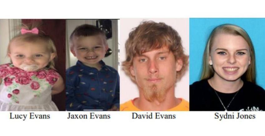Emiten Amber Alert por dos 2 niños de Florida presuntamente secuestrados por sus padres