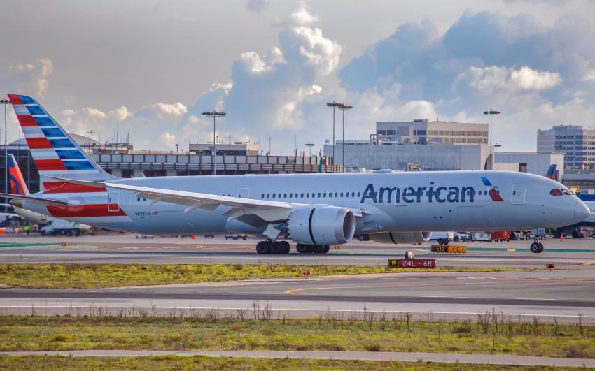 Problema técnico retrasó vuelos de American Airlines en el Aeropuerto Internacional de Miami