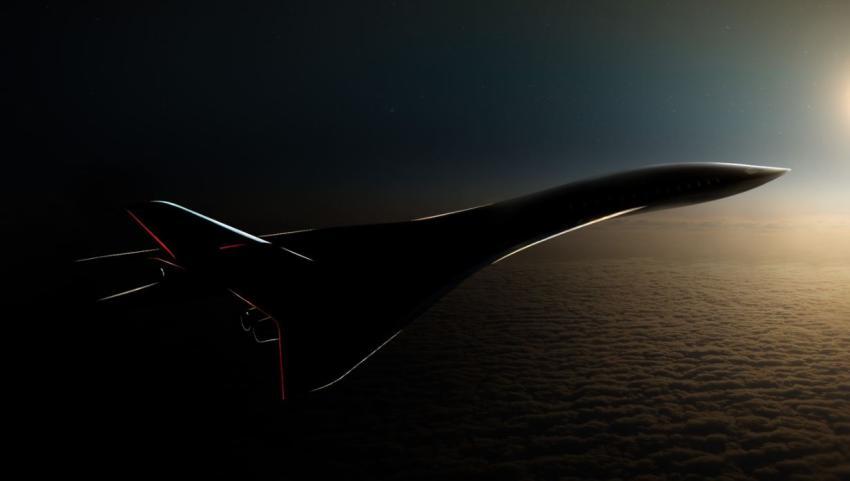 Proyecto de avión supersónico permitiría volar de Nueva York a Londres en cerca de 2 horas