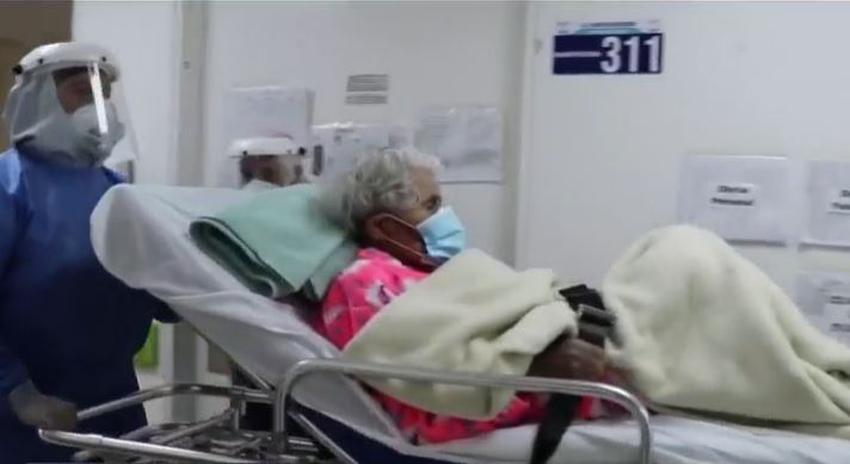 Anciana hispana de 104 años vence el Covid-19 por segunda vez
