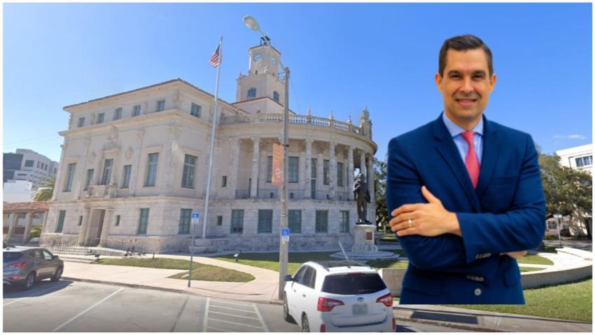 Abogado cubanoamericano es elegido alcalde de Coral Gables