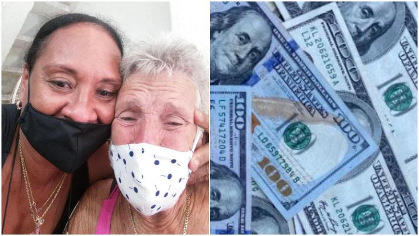 Una cubana en Villa Clara devolvió a una anciana 750 dólares y 3.500 pesos que encontró