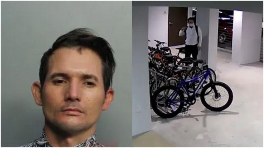 Arrestan a joven cubano por robar bicicletas en el Doral