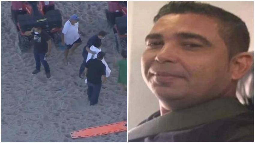 Un cubano residente en Hialeah entre los fallecidos tratando de salvar a una niña de 11 años en Miami Beach