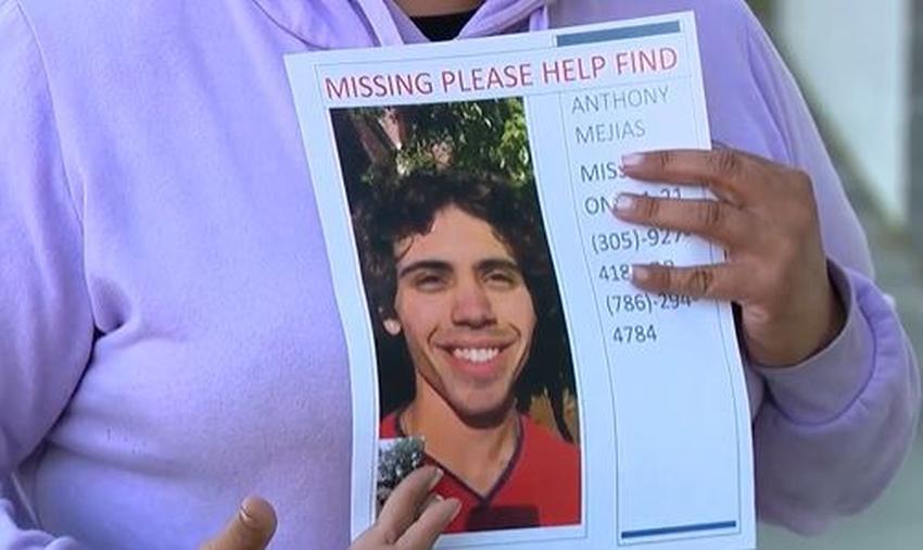 Desaparecido joven adolescente del sur de la Florida cuando regresaba a casa en bus desde Tallahassee