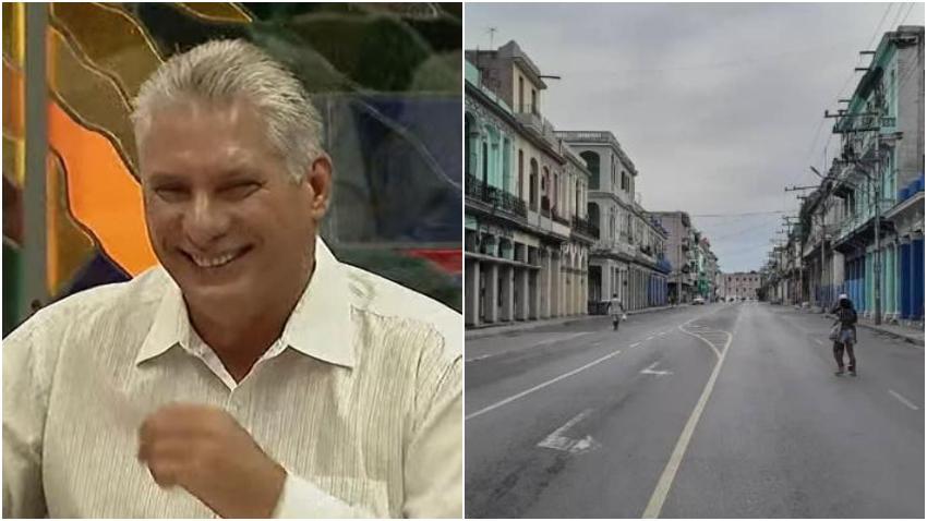 Díaz-Canel anuncia medidas de cierre más drásticas en La Habana por el aumento de los casos
