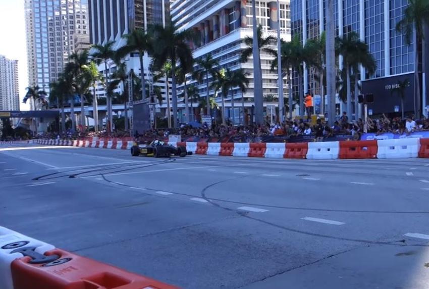 Fórmula 1 se correrá en Miami en el 2022