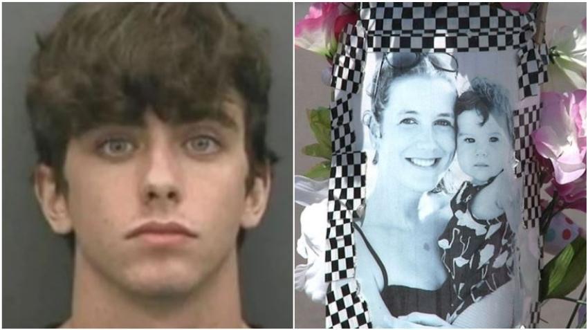 Adolescente de Florida que mató a una madre y su niña, en carreras de carro con un amigo, es condenado a 24 años