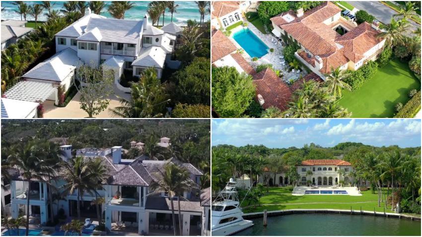 Las 10 casas a la venta más caras de Florida