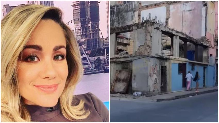 """Periodista cubana Gloria Ordaz sobre Cuba y su definición de pobreza: """"Mentira tras mentira. Cuento tras cuento"""""""
