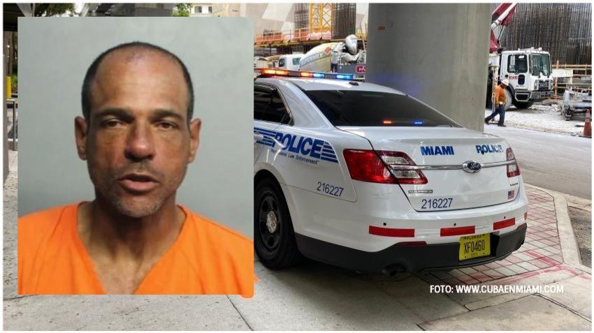 Arrestan a cubano en Miami acusado de cometer varios robos en casas