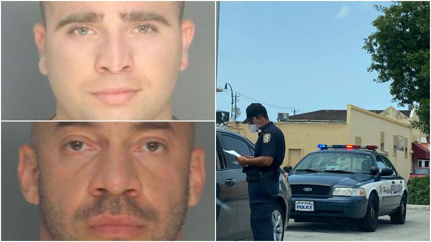 Dos agentes arrestados por supuestamente falsificar multas de tráfico en Hialeah