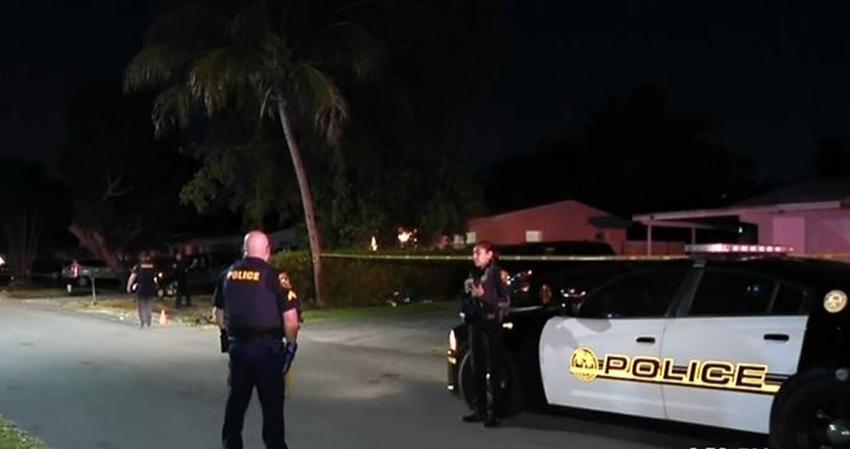 Otra casa en el sur de la Florida es acribillada a balazos; un adolescente dentro resulta herido