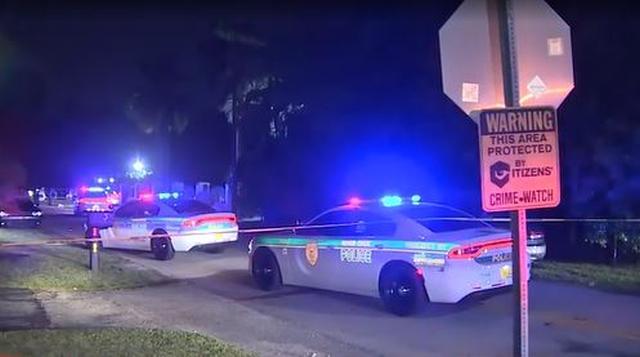 Niño muerto y mujer herida tras tiroteo durante fiesta de cumpleaños en un Airbnb en Miami-Dade